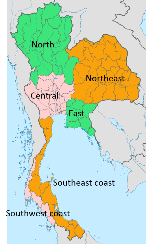 thailand map web – Interrisk Asia