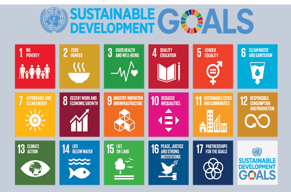 All Sustainable Development Goals