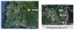 Map of EECi Wang Chan Valley by PTT